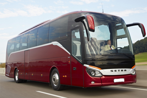 Аренда автобуса на праздник