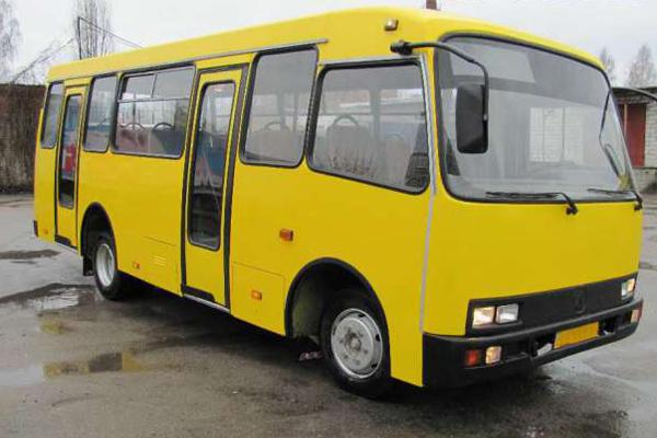 Автобус для школьников в Харькове