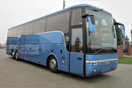 Van Hool T916