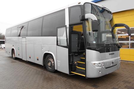 Volvo B12 - 65 мест